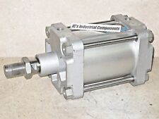 FESTO,  160 MM  BORE   X   100  MM  STROKE,   AIR CYLINDER,   DNG-160-100-PP-V-A