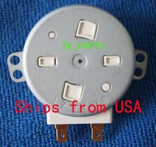 US Shipping TYJ50-8A19 100V/120V AC Microwave Oven Turntable Synchronous Motor