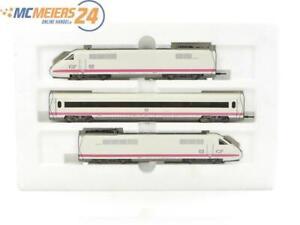 "E292 Fleischmann H0 4460 Zugset 3-tlg. ""ICE Experimental"" BR 410 DB / NEM"