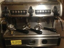 More details for la spaziale s5 compact coffee machine used-working-quick sale!