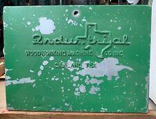 Industrial Woodworking Machine Co Upcut Saw Replacement Door 101369