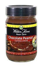 Walden Farms Low Calorie Chocolate Peanut Spread, Low Carb, Sugar Free, Fat Free