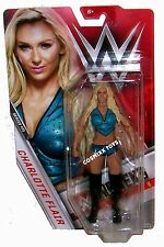 WWE WRESTLING BASIC SERIES #71 SUPERSTAR WRESTLER DIVA CHARLOETE FLAIR MATTEL