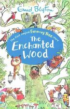 The Enchanted Wood (The Magic Faraway Tree) by Enid Blyton Paperback BRAND NEW