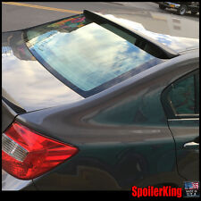 SpoilerKing #380R Rear Window Roof Spoiler (Fits: Honda Civic 2012-2015 4dr)
