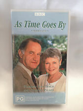 BBC as Time Goes by Series 1 Judi Dench Geoffrey Palmer VHS Video New/
