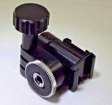 Revolving Tripod Adapter for flash