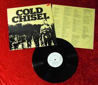 LP Cold Chisel: Same (Line MLLP 5208) D 1978