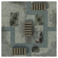 """Gale Force 9 Tanks: Minsk Game Mat 36"""" x 36"""""""