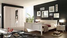 Schlafzimmer landhausstil blau  Schlafzimmer-Sets aus Massivholz | eBay