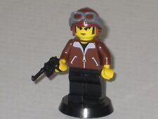 Lego Custom Minifig WW2 Japanese Modern Warfare Kamikaze Pilot Soldier