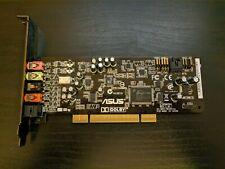 ASUS Xonar DG 5.1 Audio Internal PCI PC Desktop Sound Card w/SPDIF