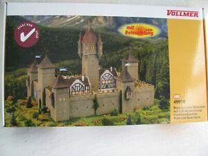 HO castle- Vollmer