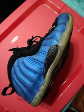 BEATERS NIKE AIR FOAMPOSITE ONE PENNY NEON ROYAL BLUE BLACK WHITE XX 314996-500
