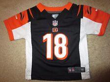 A.J. Green #18 Cincinnati Bengals NFL Nike Jersey baby 18m