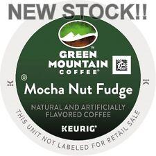 24 Count K-Cup Green Mountain 'MOCHA NUT FUDGE' - FRESH!! New Stock!!