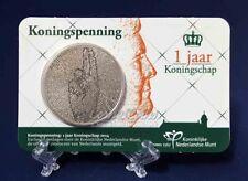 Nederland Coincard Koningspenning 2014