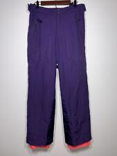 Vintage Patagonia Ski Snowboard Bib Pants Men's Size 34 Purple