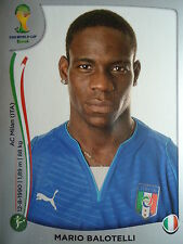 PANINI 335 MARIO BALOTELLI ITALIA FIFA WORLD CUP 2014 Brasile