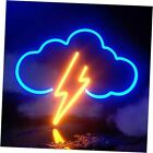 Neon Sign, Cloud Led Neon Light Wall Light Wall Decor, Battery or Blue Yellow