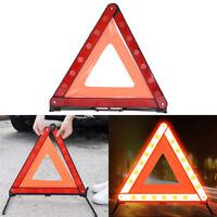 Großes warnendes Auto-Dreieck-reflektierende Straßennotausfallsicherheit Sig  ZV