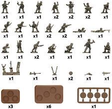Flames of War - German: Afrika Korps Rifle Platoon GE746