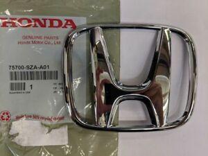 Genuine Honda Pilot Front Chrome (H) Emblem 75700-SZA-A01 2009 - 2011