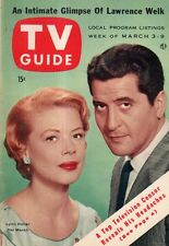 1956 TV Guide March 3 Ann Sothern; Lawrence Welk; Name that Tune;Our Miss Brooks