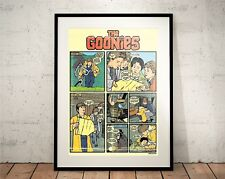 The Goonies. Limited Edition Print. 80s Cult Movie (Prints/Poster)
