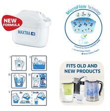 BRITA Maxtra+ Plus Water Filter Cartridge Jug Refill Replacement Purifier UK NEW