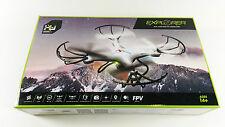6-Axis gyro quadricoptère drone wifi temps réel caméra hd fpv rc drone avion modèle