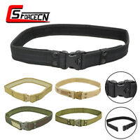 2 inch Security Combat Gear Utility Nylon Duty Belt for Tactical Military Police