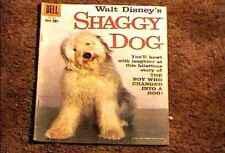 SHAGGY DOG  #985 COMIC BOOK G/VG DISNEY 1959 FOUR COLOR