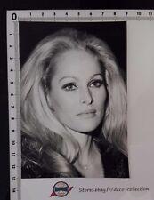 Photo URSULA ANDRESS/actrice/1973 /originale/presse/argentique/Dalmas photo