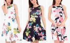 Unbranded Women's All Seasons Sleeveless Dresses
