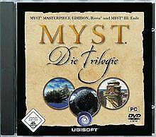 Myst - Die Trilogie (inkl. Myst Masterpiece Edition, Riv... | Game | Zustand gut
