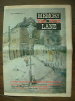 VINTAGE NEWSPAPER SHEFFIELD STAR DOWN MEMORY LANE SEPTEMBER 28th 1987