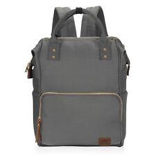 VEEGUL Nylon Backpack for Women Convertible Handbag Stylish Doctor Bag
