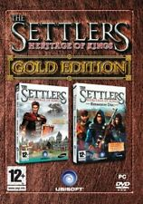 Settlers: Heritage of Kings - Gold Edition.