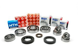 Suzuki Ignis & Swift 1.3 inj 5 speed Gearbox Bearings & Seals Repair Kit