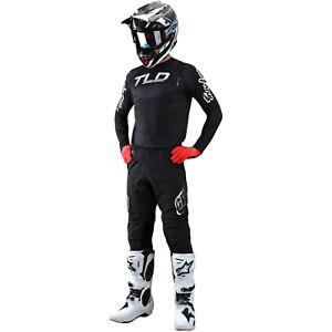 Troy Lee Designs Gear Combo TLD MX Motocross Gear SE ULTRA Pants Jersey BLACK