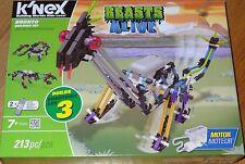 Bronto K'NEX Beasts Alive Building Set Construction Toy KNEX Motorized 34483
