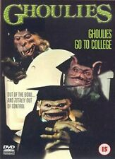 Ghoulies 3 - Ghoulies Go to College [DVD]