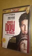 """FILM IN DVD : """"ABOUT A BOY – UN RAGAZZO"""" - Commedia, USA/GB/Fr 2002"""