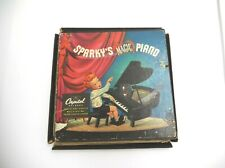SPARKY'S MAGIC PIANO 3 RECORD SET W/BOX CAPITOL RECORDS ALAN LIVINGSTON BILLY MA