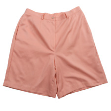 Coral Bay Golf Light Pink Shorts Women's Size 10