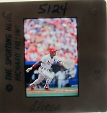 LUIS ALICIA TEXAS RANGERS ST LOUIS CARDINALS BOSTON RED SOX ORIGINAL SLIDE 3