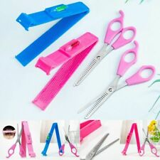1 Set DIY Professional Bangs Hair Trim Cutting Clip Comb Hairstyle Tool Kit New