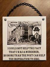 H.H. Holmes 8x8 Photo Tile