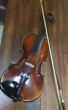 Vintage Copy Antonius Stradivarius Faciebat Cremona 1713 Roth Glasser Bow 1/2